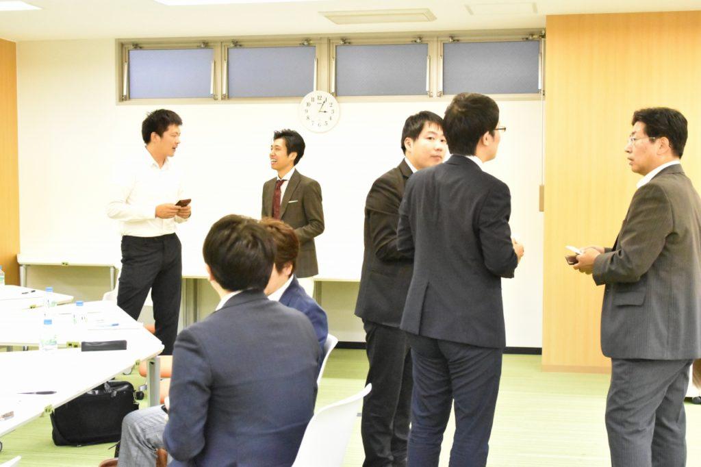<アサインナビを有効活用する!>交流会付きアサインナビ説明会を開催しました(10/11)